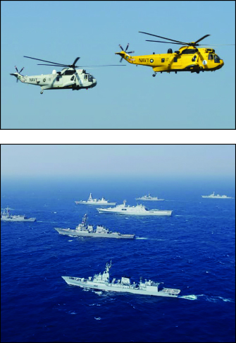 Naval-Exercise