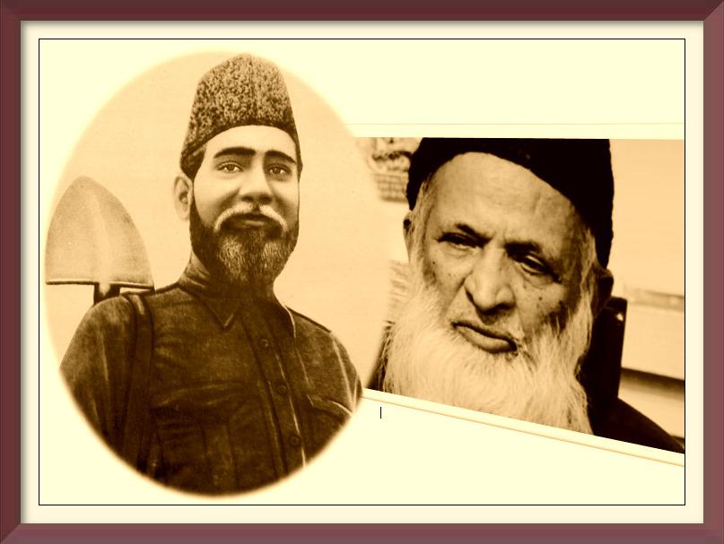 Allama Mashriqi & Edhi